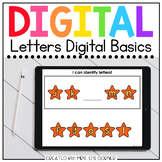 Letters Digital Basics | 5 Digital Activities for Special