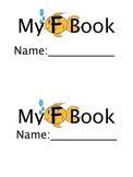 Letters F-J Beginning Reader Books