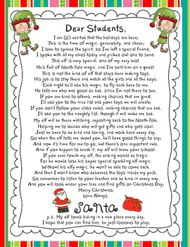 letters from an elf holiday elf adventures