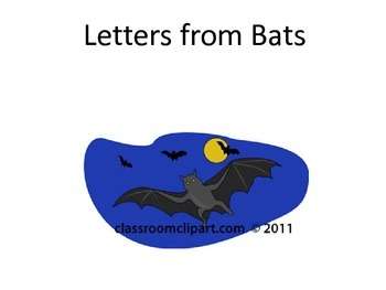 Letters From Bats