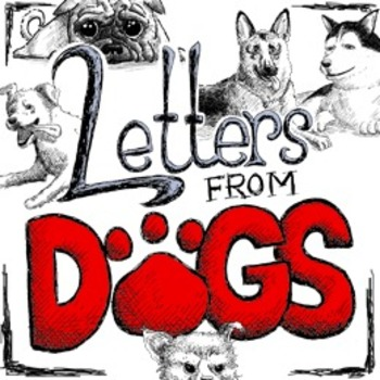 Letters From Dogs - Editing/Spelling/Grammar Activities