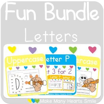 Letters Fun Bundle