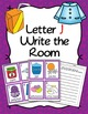 Letters G - L Words Write the Room Bundle
