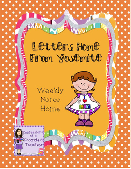 Letters Home from Yosemite Weekly Letters (Scott Foresman