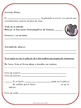 Letters Home in English and Spanish