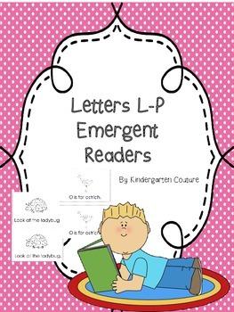 L-P Emergent Readers