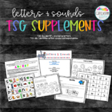 Letters & Letter Sounds/ TSG 16a & 16b/ Supplements