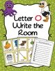 Letters M - R Words Write the Room Bundle