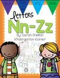 Letters N-Z RTI - Grab and Go