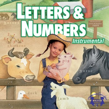 Letters & Numbers Instrumental