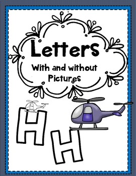 Letters - Simple & Big