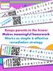 Sounds & Letters Homework BUNDLE {Bracelets with QR Codes}