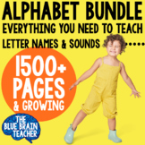Letters & Sounds (Alphabetic Knowledge)