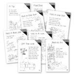 Phase 2 & 3 Poems Bundle