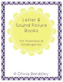 Letters & Sounds Picture Book