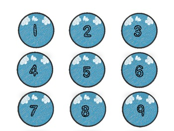 Letters, Sounds and Numbers Sorting