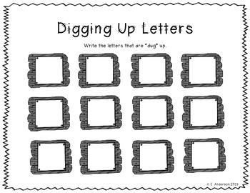 Letters Under Construction