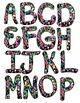 Letters/alphabet/font Dots