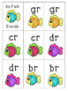 Letters and Blends Go Fish Games