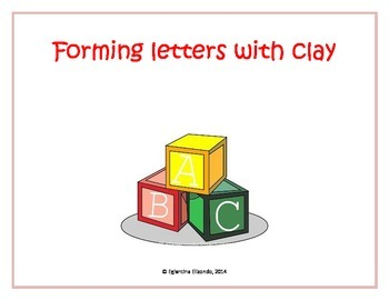Letters and Clay (English)