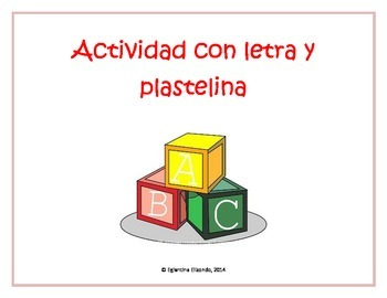 Letters and Clay (Spanish)