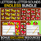 Letters and Letter Sounds ENDLESS Bundle