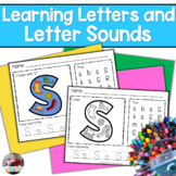 Learning Letters and Sounds