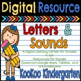 Letters and Sounds-A Digital Resource for Google Slides/ G