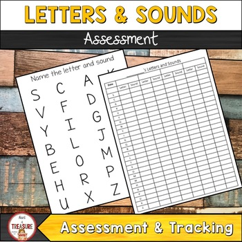 Letters and Sounds- Assessment and Tracking