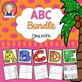 Letters and Sounds Activities {SPANISH} 50% OFF!!