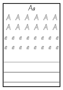 Letters and Sounds Book