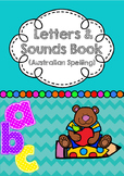 Letters and Sounds Book #ausbts19 #ringin2019