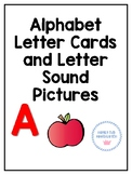 Letters and Sounds Cards and Worksheets