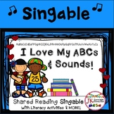 Letters and Sounds Alphabet Song
