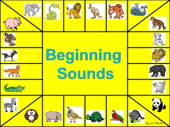 Letters and Sounds Learning Boards