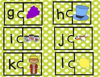 Letters and Sounds Puzzle Pack