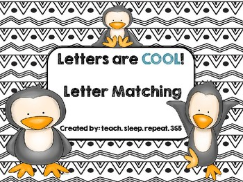 Letters are COOL! Letter Matching