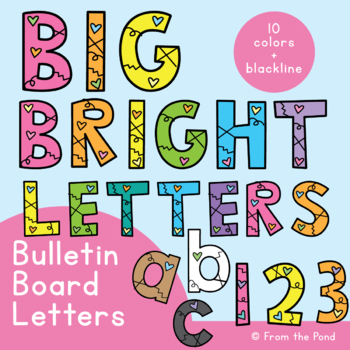 It's just a picture of Gratifying Free Printable Bulletin Board Letters