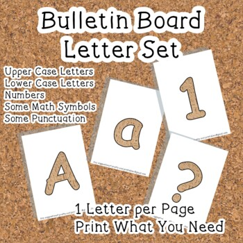 Printable display bulletin letters numbers and more: Ancient Egypt