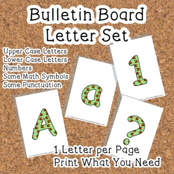 Printable display bulletin letters numbers and more: Nocturnal Hedgehog