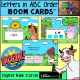 Letters in ABC Order BOOM Cards™