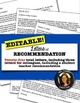 Letters of Recommendation for College, Scholarships, Awards, Teaching