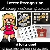 Letters of the Alphabet - Letter Dump   RFK.1.D. Just prin