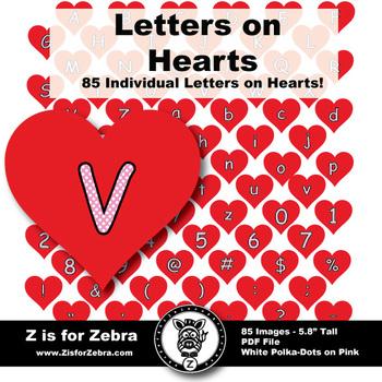 Alphas Heart Letters Alpha