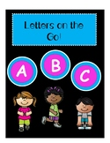 Letters on the Go! Upper Case
