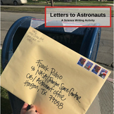 Letters to Astronauts Writing Activity