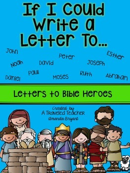 Letters to Bible Heroes