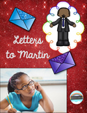 Martin Luther King Jr. Close Read, Writing, Craftivity