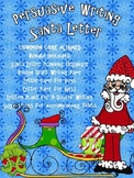 Letters to Santa-Common Core Writing-9 Days Lesson Plans-Persuasive