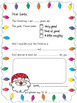 Letters to Santa - English and French